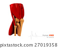 knee, joint, medical 27019358