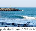 海邊 海 天空 27019632