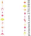 女儿节 女孩的节日 女孩节 27019898