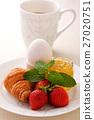 아침, 조식, 아침식사 27020751