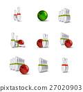 保齡球 向量 向量圖 27020903