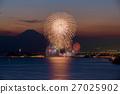enoshima, firework, fireworks 27025902