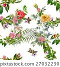 花 样式 模式 27032230