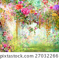 花朵 花 花卉 27032266