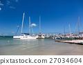 码头 小船坞 帆船 27034604