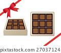 생 초콜릿 선물 27037124