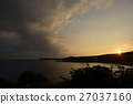 หอดูดาว,มหาสมุทร,ท้องฟ้าเป็นสีฟ้า 27037160