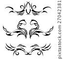 Set Tribal Tattoos 27042381