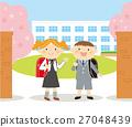 新生 小學一年級學生 小學 27048439