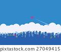 cityscape, cloud, clouds 27049415