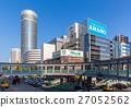 빌딩, 건물, 맑은 하늘 27052562