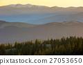 ภูเขา,หมอก,ป่า 27053650
