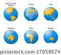 globe, earth, map 27058674