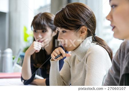 商業 商務 事業女性 27060107