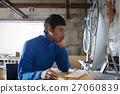 建立辦公室業務場景 27060839