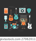 rock musician and music instrument 27062011