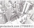 도시 풍경 27066911