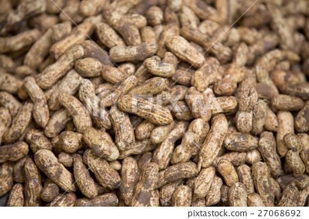 fresh raw peanuts 27068692
