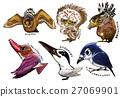 西表岛和石垣岛的鸟类 27069901