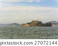 Alcatraz Island in San Francisco 27072144