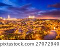 Toledo Spain Skyline 27072940