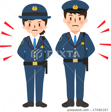 police officer, caution, cops 27080167