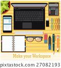 workspace, vector, work 27082193