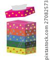 vector, vectors, tissue box 27082573