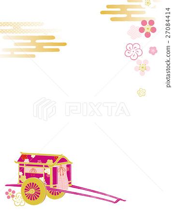 Otomi和樱花 27084414