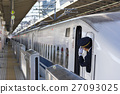 bullet train, shinkansen, men 27093025