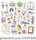 vector, chemistry, science 27097908
