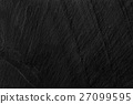 Dark grey black slate background or texture. 27099595