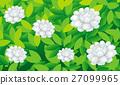พื้นหลัง,ดอกไม้,ใบไม้ 27099965