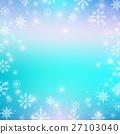 background, vector, winter 27103040