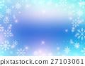 background, vector, winter 27103061