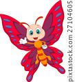 나비, 곤충, 벌레 27104605