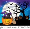 Halloween cat theme image 7 27106394