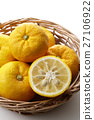 檸檬 日本柚子 兜帽 27106922