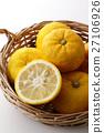 檸檬 日本柚子 兜帽 27106926