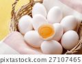 蛋 蛋黃 生雞蛋 27107465