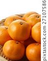 橘子 蜜柑 桔子 27107586