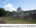 멕시코 치첸이 트사 유적 카라 콜 (천문대) 27108999