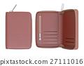 錢包 皮夾 皮革製品 27111016
