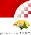 ume, japanese style, japanese pattern 27116663