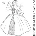 Fairy Godmother Making a Wish 27124572