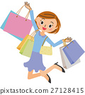 Shopping and women 27128415
