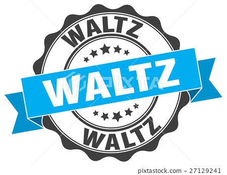 waltz stamp. sign. seal 27129241