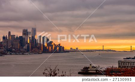 紐約/曼哈頓全景 27130993