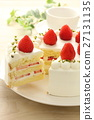 케이크, 케익, 딸기 27131135