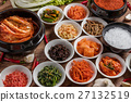 김치 The kimchi that a Korean pickle is delicious 27132519